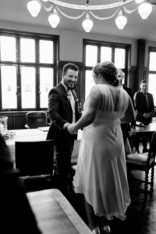 Blog Industrial Wedding Me Him Photography